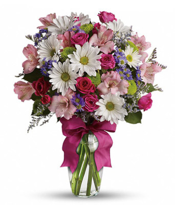 Bixby flower basket florist in bixby oklahoma ok flowers in click here for larger image mightylinksfo